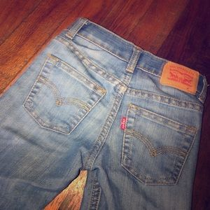 Levi's 3t lined jeans